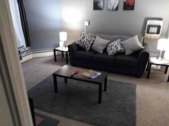 Cambridge Byesville Furnished 1 bedroom apartment