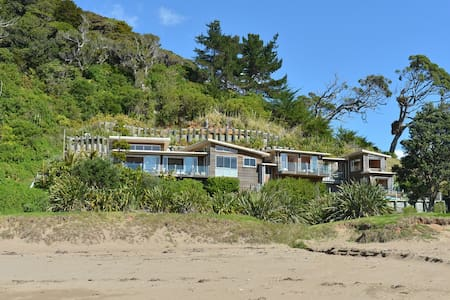 Luxurious house on the beach , Northland NZ