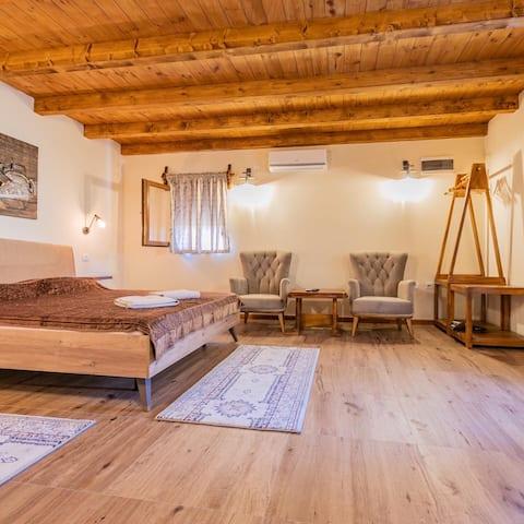 Ethno Lodge AB- Studio with Terrace