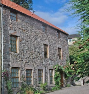 The Old Mill B&B, Bamburgh room - Wooler - 住宿加早餐