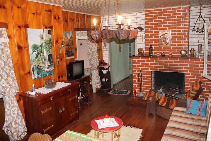 Casa no centro de Nova Petróplis - Nova Petrópolis - House