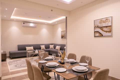 Luxury apartment Close to Riyadh's attractions