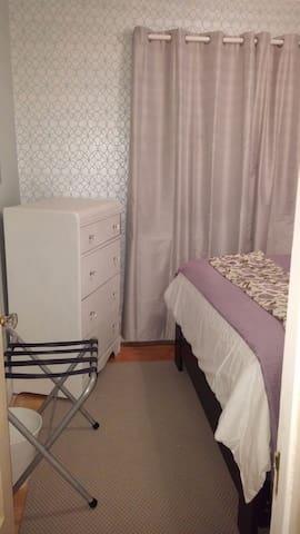 Bedroom 2 - Dresser & Luggage Rack