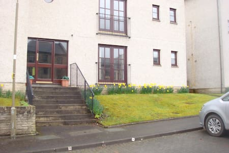 Ground floor flat in Linlithgow - Appartement