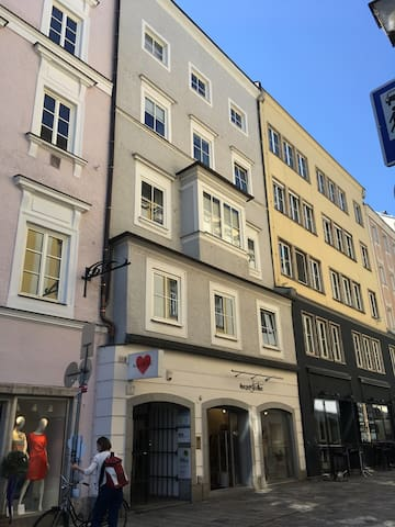 Wohnen und Arbeiten mitten in Linz