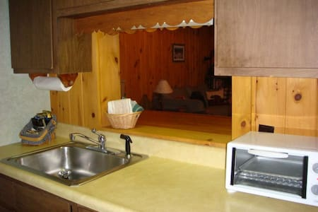 Adirondack Cabin at Cobble - Lake Placid - Cabin