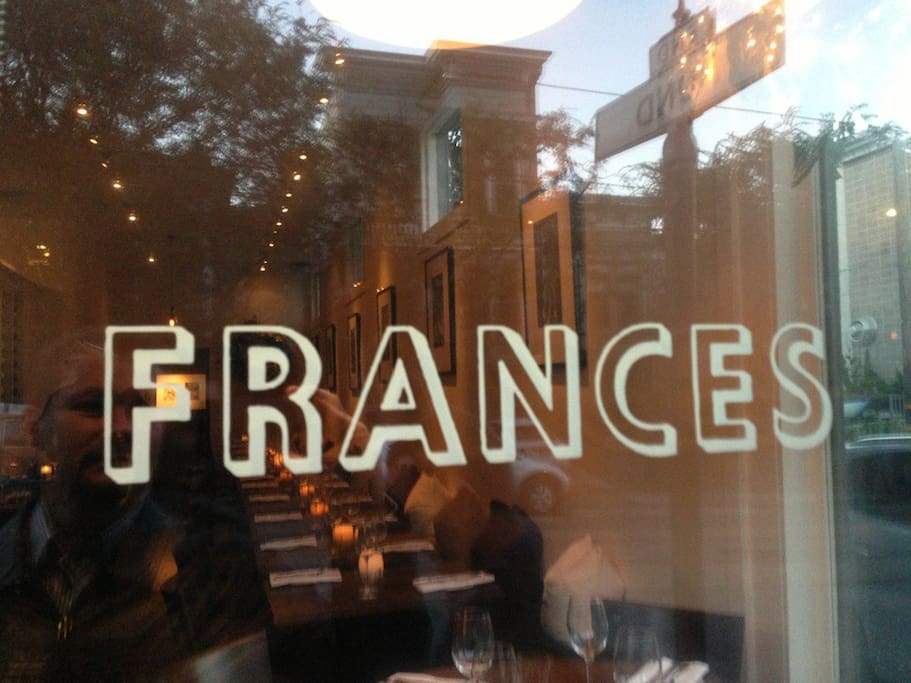 Photo of Frances in The Castro