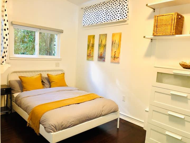A private cozy tiny house