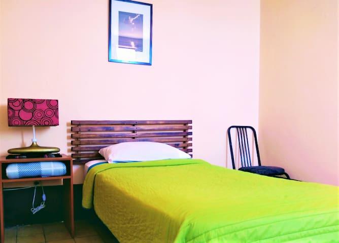 Habitación para uno en el Centro de Guadalajara