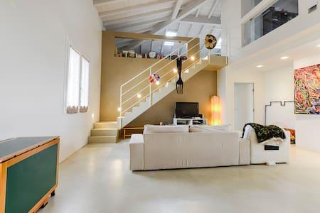 Loft moderno tra Bologna e Ferrara - Malalbergo - Apartment