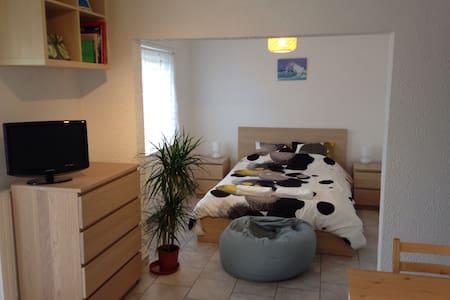 Appartement proche de la gare SNCF - Thionville - Leilighet