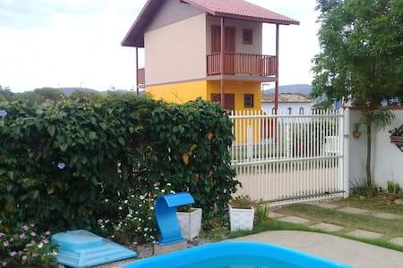 Hospedagem da Lagoa -Imbituba SC - com piscina