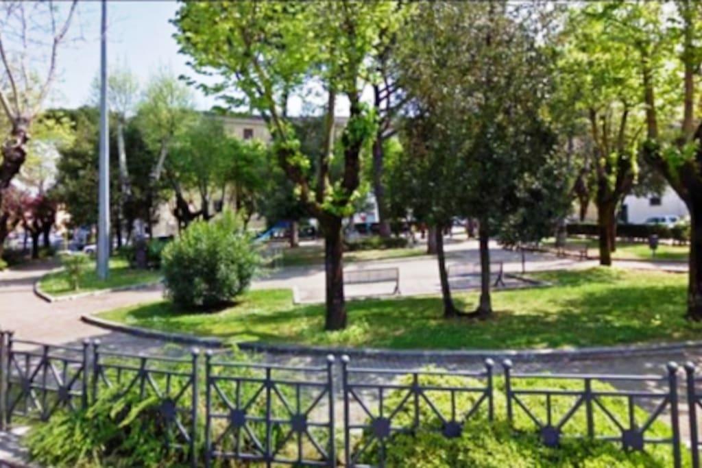 Giardini di Piazza Italia