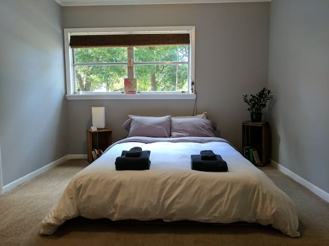 Simple, Comfortable, Quiet Private Room - Lakeland - Huis
