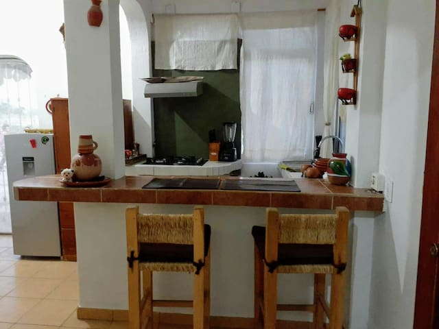 Casita Arcangel-11  10 min to beach