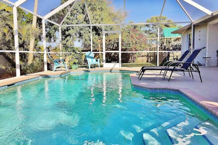 Naples Pool Home