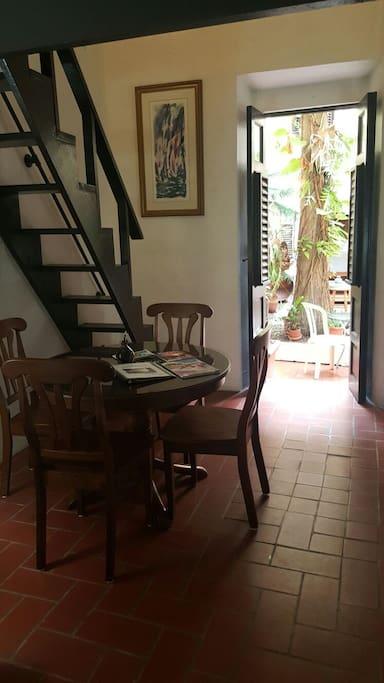Casa old san juan 1a loft suite apartments for rent in san juan puerto rico for 2 bedroom suites san juan puerto rico