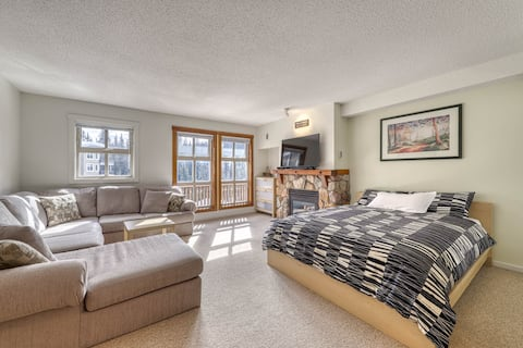 Cozy haven in the heart of Sun Peaks Village