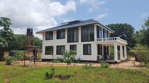 Southern Corridor Beach-side House-Lindi, Tanzania