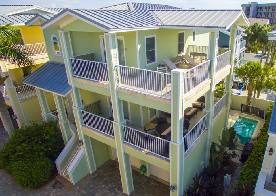 Clearwater Beach Vacation House