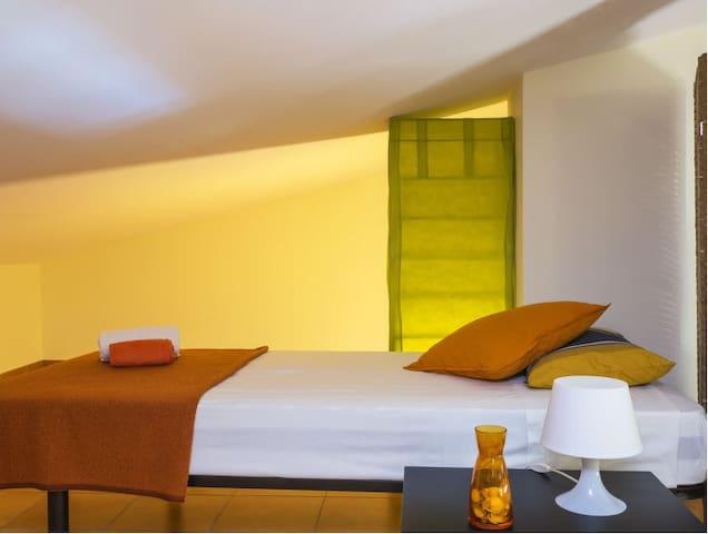Sun Hostel - Cama 8 en una habitación compartida.