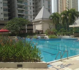 Cities and suburbs feeling, Luxuly condominium - Kuala Lumpur