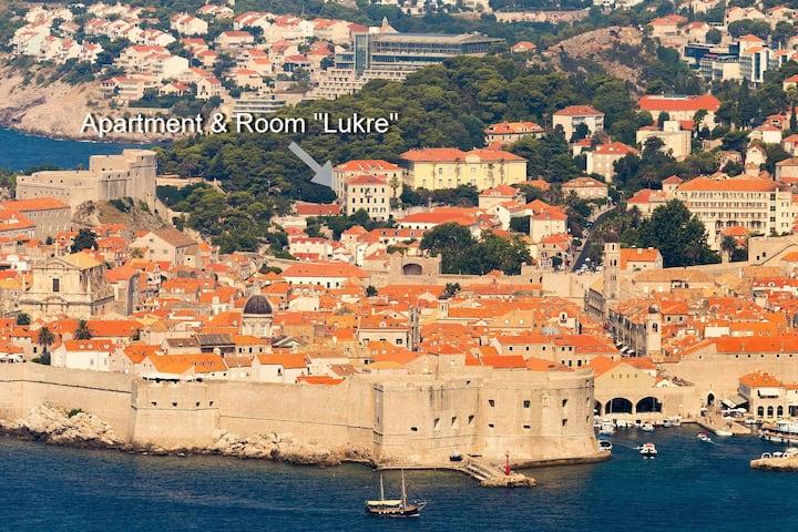 Apartment&Room Lukre- good choice