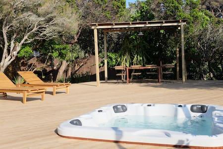 Villa Aloe - Terrasse & spa vue mer