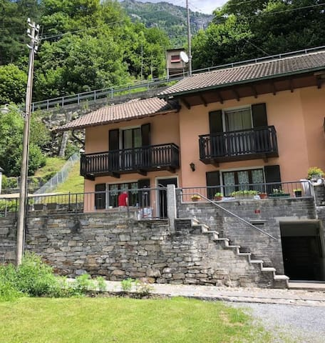 Apartment in Frasco-Val Verzasca