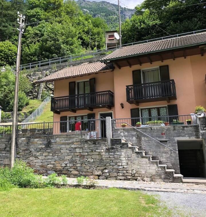 Apartment in Frasco-Val Verzasca