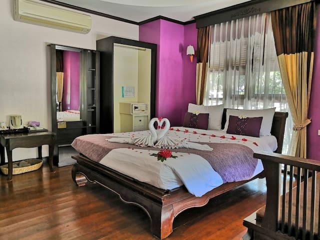 Seashell Resort 2 Bedroom Poolside Villa