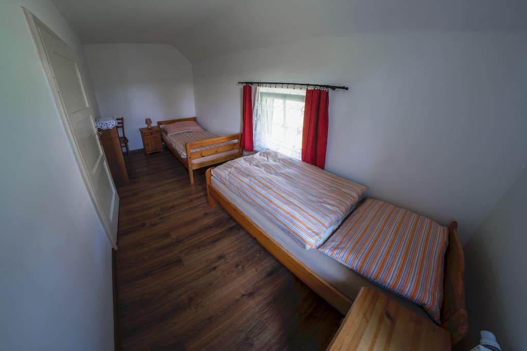 Apartmán pro 4 osoby