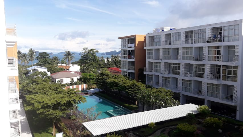 At sea view condo @ Klong muang beach