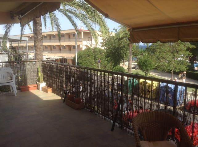 Nice apartment in the hart of son calui, mallorca - Son Caliu