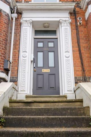 Golden Triangle- Double Loft Apartment - Norwich - Apartament