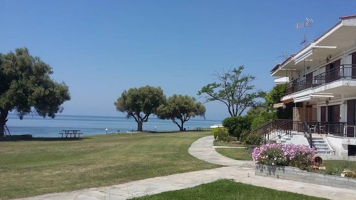 Aigaio: Maisonette  near the sea,family friendly