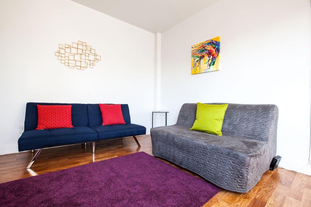 Futon and Sofa Bed