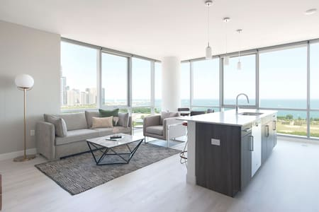 Sonder | Spacious 1BR in South Loop Near Trader Joe's