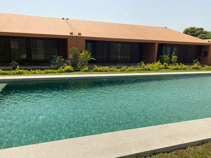 Bissau gardens villas 2