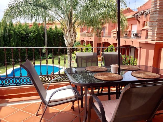 Beautiful Apartment in Marbella Golden Mile