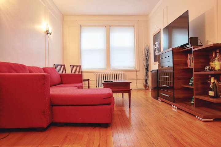 Cozy Apartment Suitable for Two - Montreal