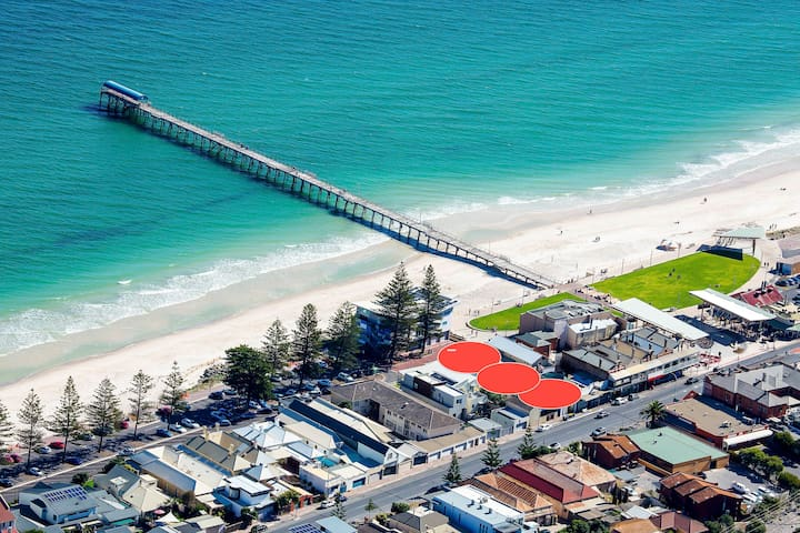 2BR Modern Heritage Apartment in HENLEY SQUARE - Adelaide - Apartamento