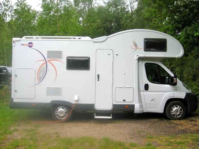 Motorhome Rental in Woking