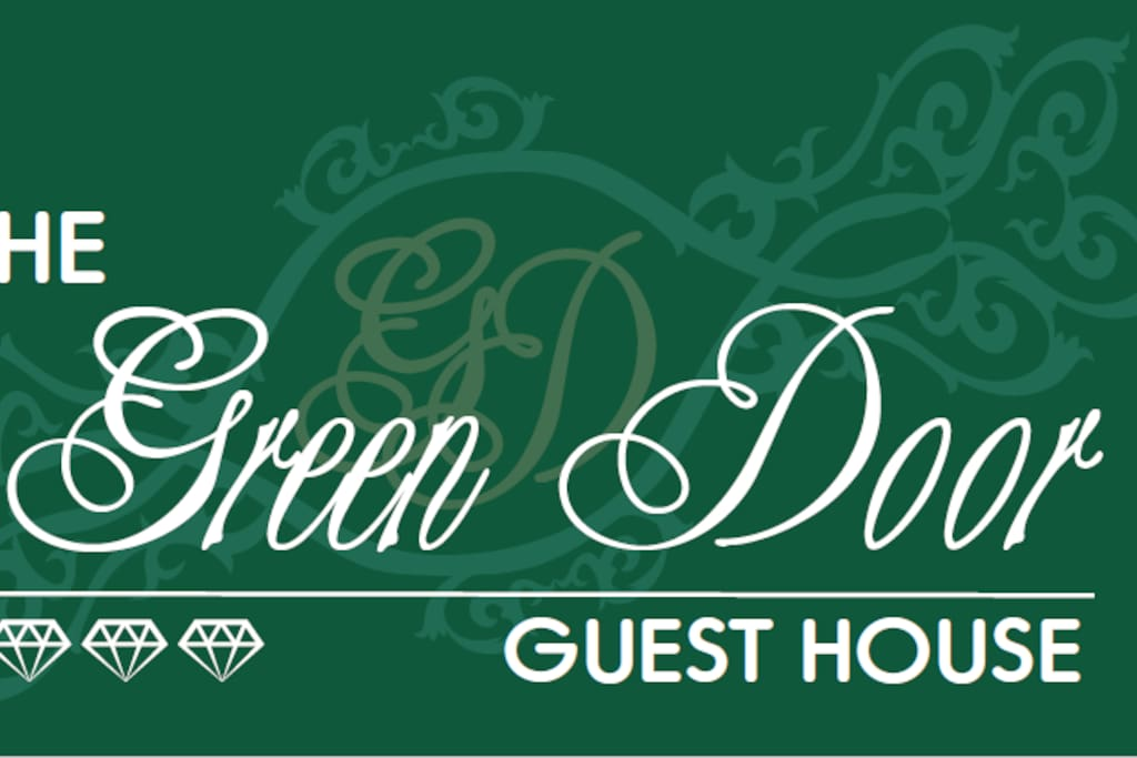 THE GREEN DOOR GUEST HOUSE