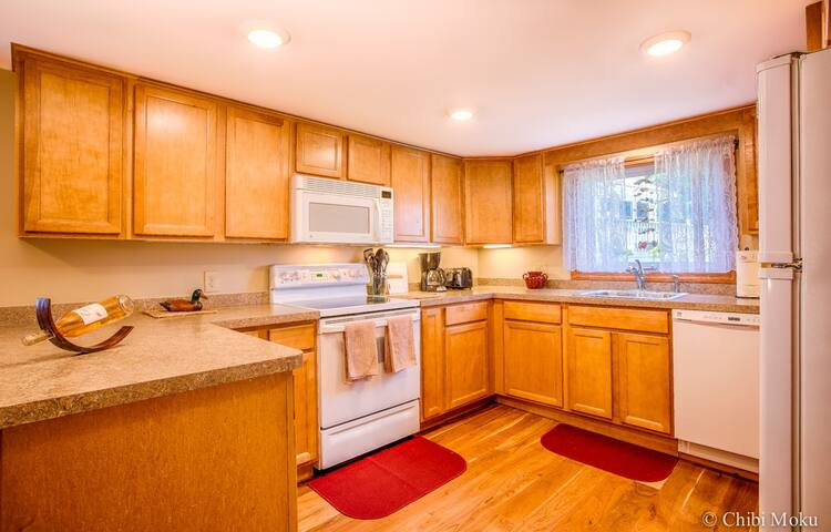 Modern Kitchen fully equipped