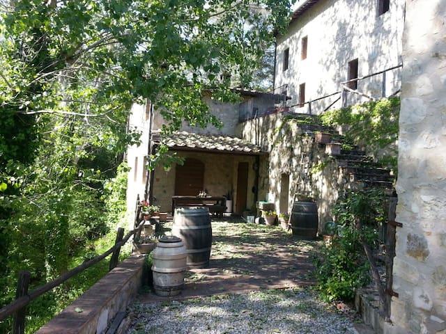 Mulino nel Chianti - Siena - Villa