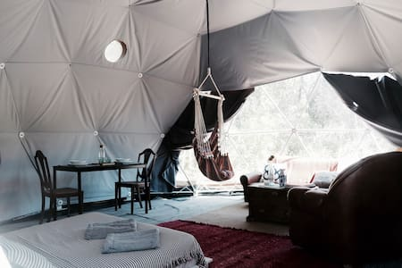 Geodesic Dome Suite, perfect for relaxing