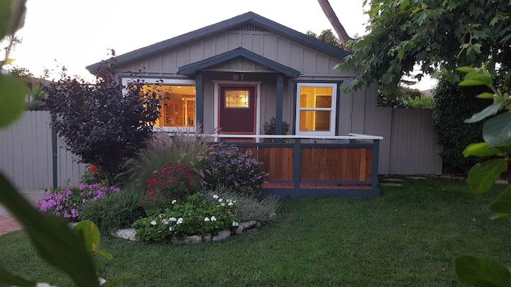 Charming little cottage outside Ventura.
