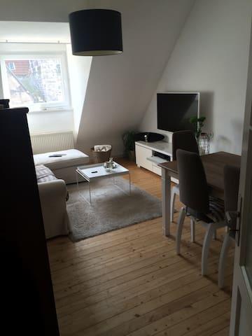 Hannover Südstadt gemütliches Messezimmer - Hannover - Apartment