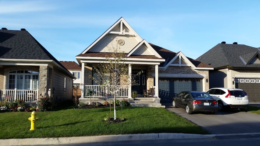 modern bungalow in canada s capital ottawa ontario bungalows for